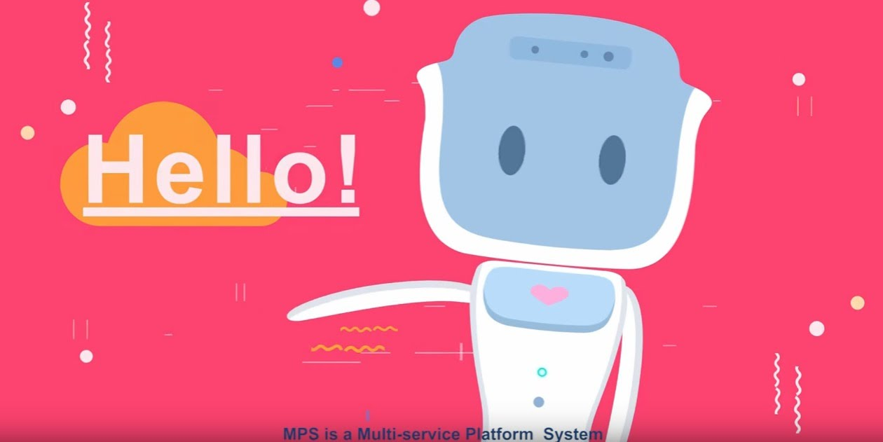 Best Robot Innovative Solution MPS for Future Retail
