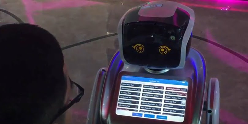 Best Robot Body Check Security