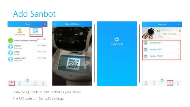 best retail robot app screenshots