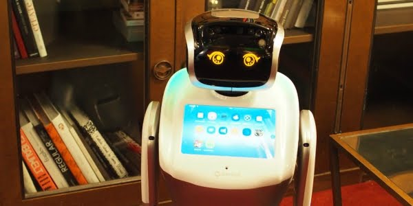 best robot sanbot smart home management technology help house bring improvement