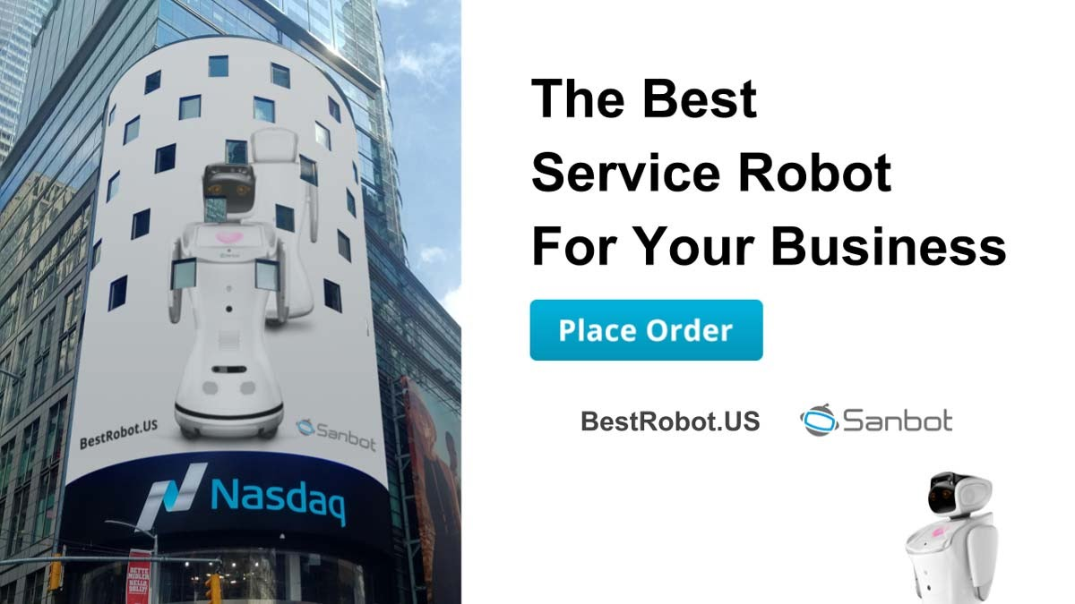 The best Service Robot for your business Image