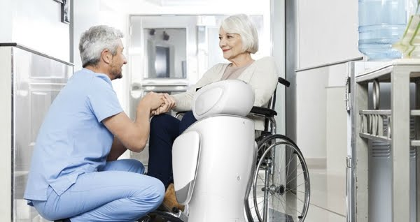 Best Robot for Senior Care in Irvine (877) 448-4968