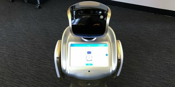 Sanbot the Best Robot Humanoid Irvine (877) 448-4968